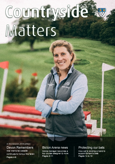 Countryside Matters Autumn 2018