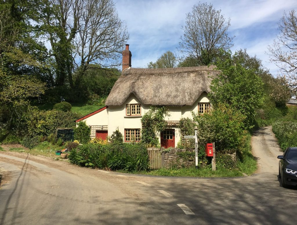 PEAR TREE COTTAGE – NOW LET