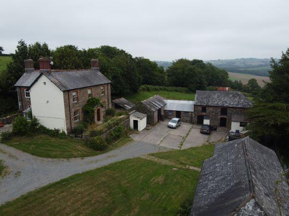 ***NOW LET*** Little Potheridge Farmhouse